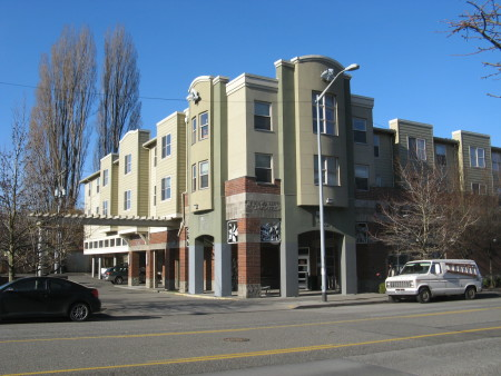 The Opal Low Income Apartments